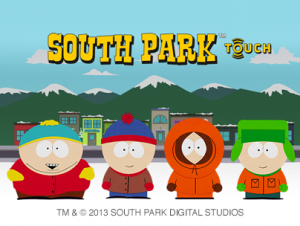 South Park Touch